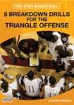 8 Ejercicios Practicos para desarrollar el Triangulo Ofensivo