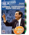 All Access Duke Basketball Practice: National Championship Seaso