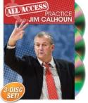 All Access Practice with Jim Calhoun