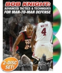 Bob Knight: Advanced Tactics & Techniques for Man-to-Man Defense