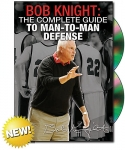 Bobby Knight 2 DVDs Defensa Individual