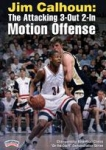 Jim Calhoun: The Attacking 3-Out-2-In Motion Offense