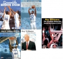 Pack 5 DVD Roy Williams Campeon NCAA 2009