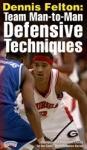 Tecnicas Defensivas para Defensa Hombre a Hombre Denis Felton