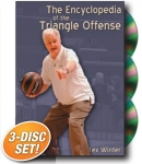 Triangulo Ofensivo Tex Winters 3 DVDs